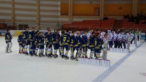 В г. Орша завершились финальные республиканские соревнования по хоккею «Золотая шайба» 2019 г. на призы Президента республики Беларусь среди юношей 2005-2007 гг.р.