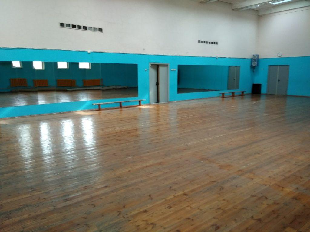 Спортивный и гимнастический зал