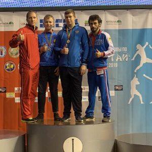 В Минске прошел чемпионат Европы по муай тай
