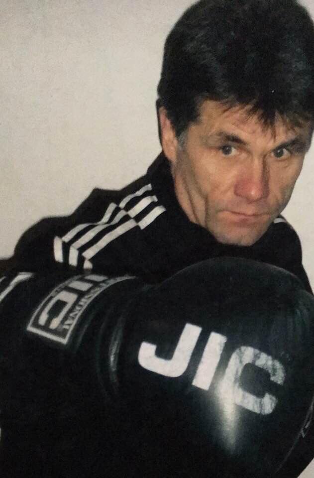 Секция по боксу