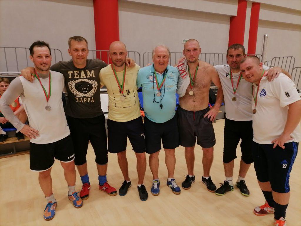 В июне 2021 года в ГУ «Московский ФОЦ» состоялись соревнования по мини-футболу среди взрослого населения.