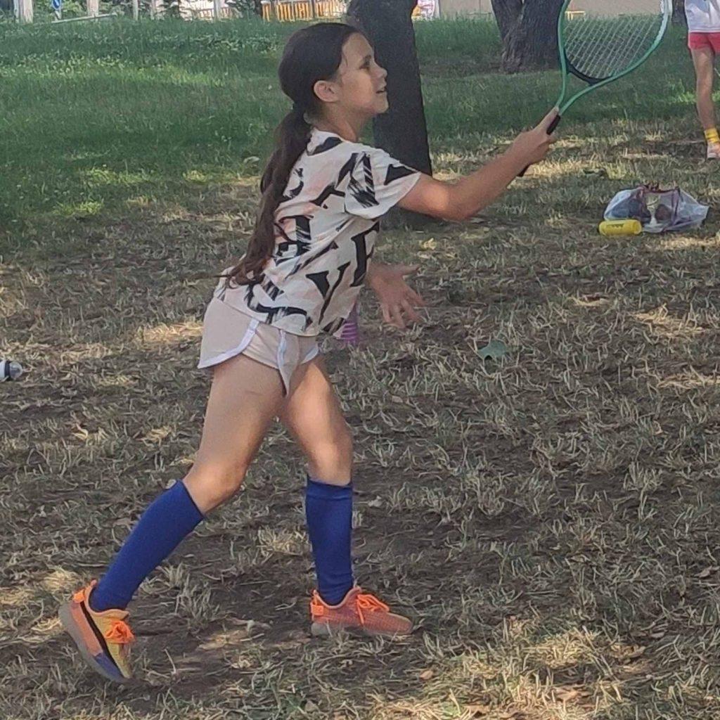 В Московском районе г. Минска прошли соревнования по бадминтону среди детей и подростков.